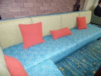 Hotel Lobby Sectional After