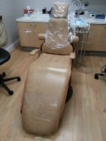 Dental Chair Before
